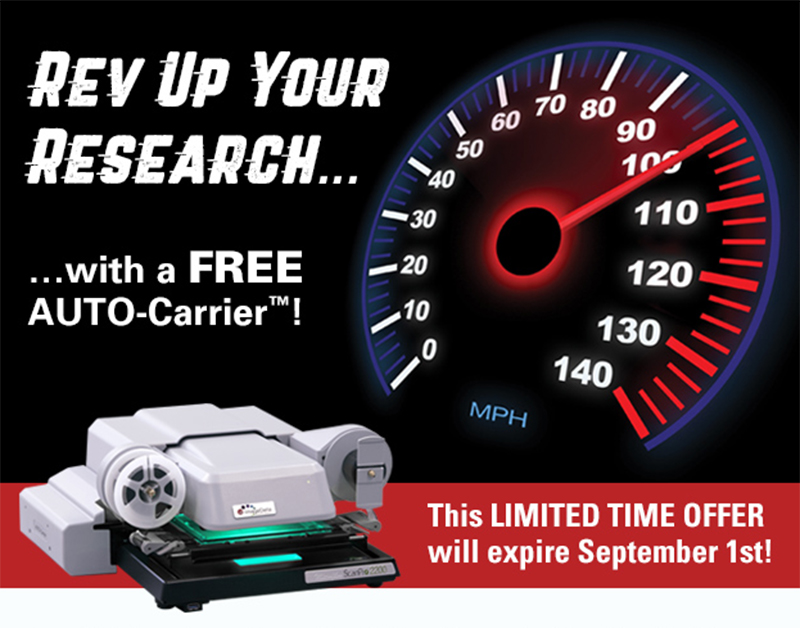 Free AUTO-Carrier Promotion